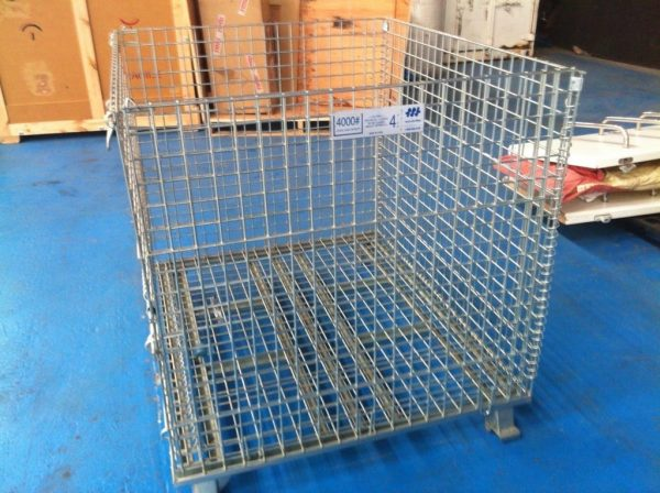 Metal storage Cage -