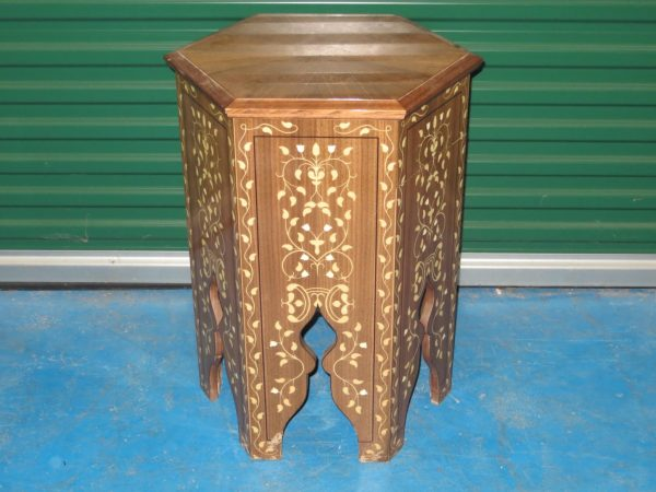Moroccan type table -