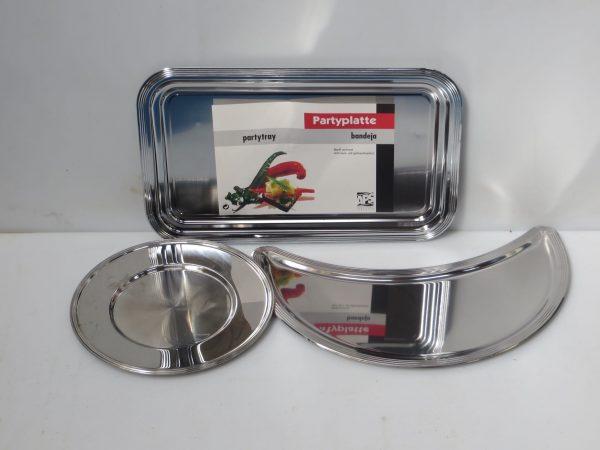 Serving plates -