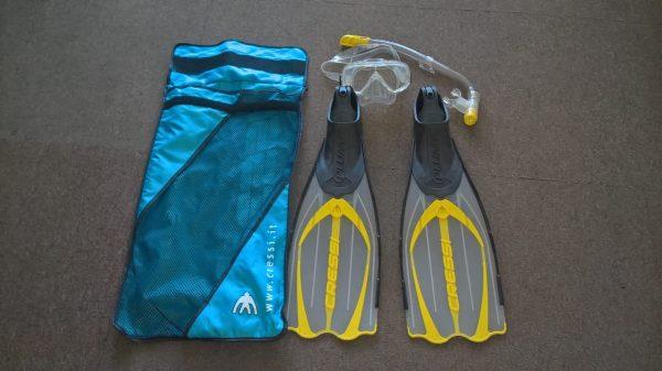 Snorkel set -