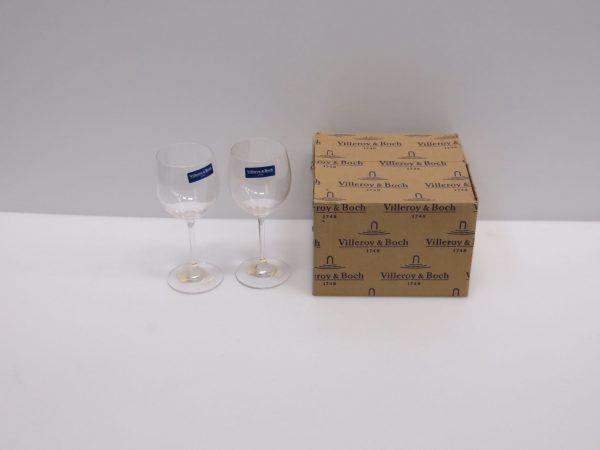 VB Wine Glasses -