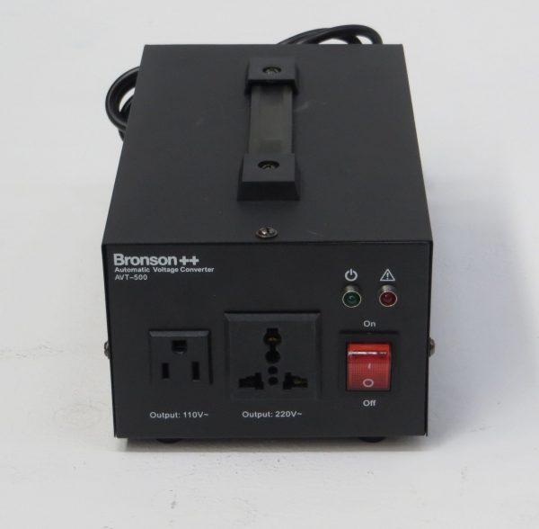 Voltage converter -
