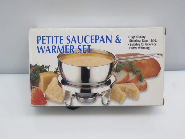 Warmer set -